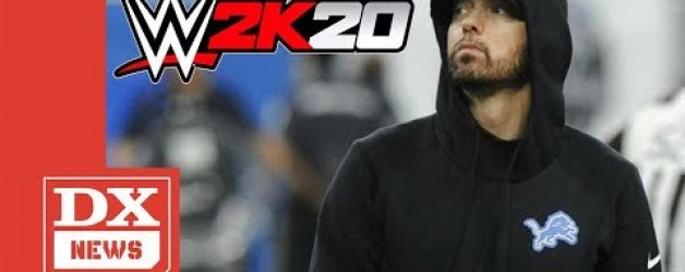 Eminem Reportedly Inks Deal With WWE For TV Appearance & Video Game Soundtrack