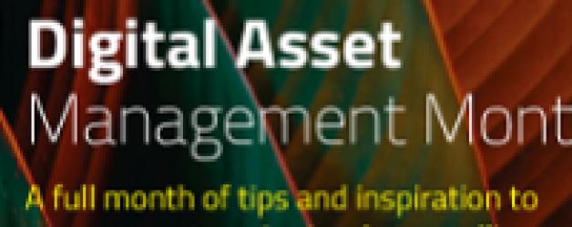 Digital Asset Management Month, Week #2 – Workflow