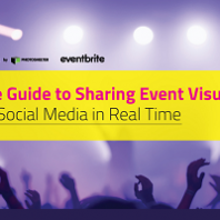 The Guide to Sharing Event Visuals on Social Media in Real-Time
