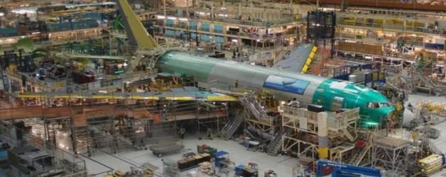Roper Warns Boeing On Tankers After Walking KC-46 Line