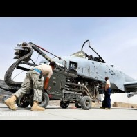 Here's Why the A-10 Warthog Might Be America's Best Weapon of Warfare