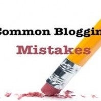 Avoid these Four Blogging Mistakes