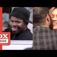 50 Cent Clowns Omari Hardwick Over Botched Beyoncé Kiss