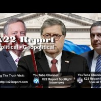 Panic In DC,Mueller Report Incoming,Criminal Referrals Just The Beginning –  Episode 1837b