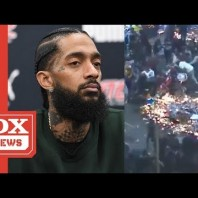 LAPD Reveals 2 People WERE Shot During Nipsey Hussle's Memorial