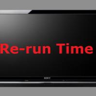 TV Re-run Time
