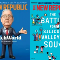 The Mr. Magazine™ Interview with The New Republic's New Editor Chris Lehmann