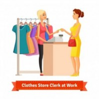 What are the Duties & Responsibilities Of A Sales Clerk?
