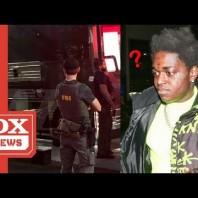 Kodak Black's Fleet Of Tour Buses Raided By FBI