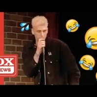 Machine Gun Kelly Tries Out Stand Up Comedy Post Eminem Beef