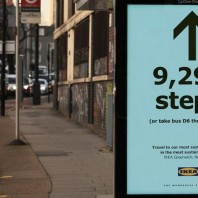 Campaign of the Month: IKEA – 'Steps'