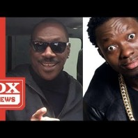 """Michael Blackson Geeked Over Eddie Murphy Considering Him For """"Coming To America 2"""""""