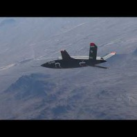 XQ-58A Valkyrie high subsonic unmanned air vehicle completed its inaugural flight