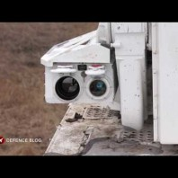 Russian Tor-family air defense system trains to defend the Arctic