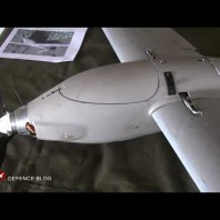 Russian Granat-2 unmanned aircraft  shot down in Ukraine