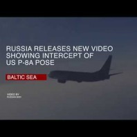 Russia releases new video showing intercept of US P-8A Poseidon aircraft