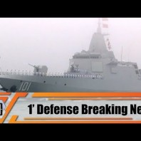 China: Naval parade marks the 70th anniversary of Chinese PLA Navy Forces 1′ Defense Breaking News
