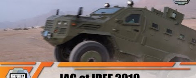 IDEF 2019 IAG STANAG 4569 Level 2 ballistic and Level 3A mine protected certified armored vehicles