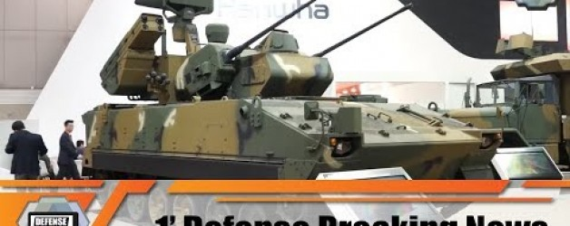 Hanwha South Korean K30 Biho mobile air defense system for Indian Army 1′ Defense Breaking News