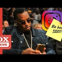 Diddy Says Goodbye To Social Media — At Least For Now