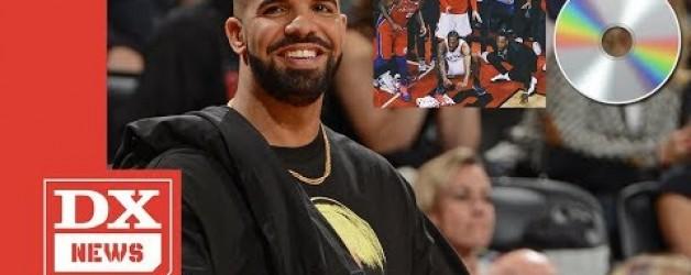 This Kawhi Leonard Photo May Inspire Drake's Next Freestyle