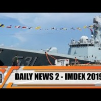 IMDEX 2019  Maritime and Naval defence exhibition Show Daily News Video Singapore Day 2