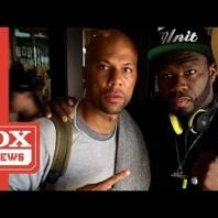 "50 Cent Calls Common ""The Male Vivica Fox"" Over Latest Erykah Badu Confession"