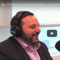 Economics & Cryptocurrency- Louis Stone, MD of Global Business Development, Symbiont