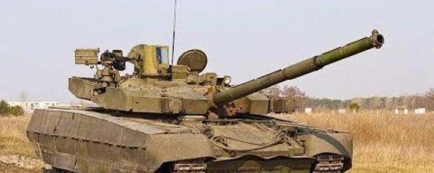 Review Oplot BM main battle tank at SITDEF 2019 Ukraine defense Company Malyshev Plant