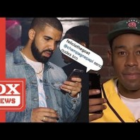 "Tyler The Creator Tells Drake To ""Send Nudes Bro"""