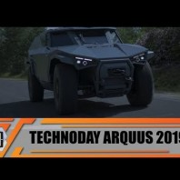 ARQUUS Technodays latest innovations and development of military products and combat vehicles France