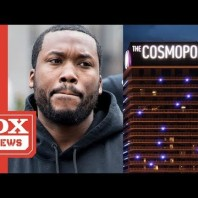 Meek Mill Will Receive A Public Apology From Cosmopolitan Hotel In Las Vegas For Racism