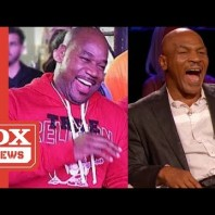 "Mike Tyson & Wack 100 Faked Fight Over Tupac Diss To Promote ""Hotboxin' With Mike Tyson"" Podcast"