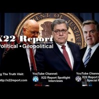 Barr Confirms, Investigations Winding Down, Huber & Durham Are On The Hunt – Episode 1882b