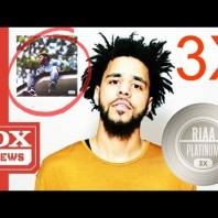 "J. Cole Officially Goes 3X PLATINUM With No Features On ""2014 Forest Hills Drive"" According To RIAA"
