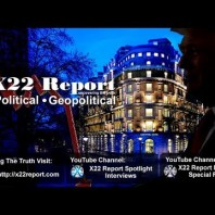 Message Created Then Deleted, Trump Sends A Message To The [DS] – Episode 1883b