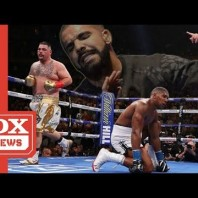 """Drake Curse"" Strikes Again With Boxer Anthony Joshua's Upset Loss"