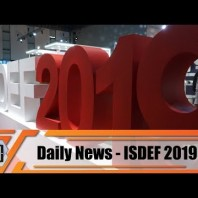 ISDEF 2019 International Defense and Security Exhibition Tel Avi Israel Show Daily News Day 1