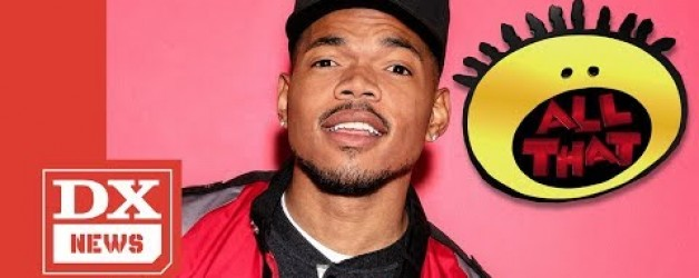 """Chance The Rapper Previews New Music For """"All That"""" Reboot"""