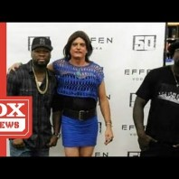 50 Cent Clowns Young Buck's Sexuality With Throwback Pic Alongside Transgender Fan