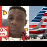 Boosie Badazz Calls American Airlines Racist After Not Allowing Him To Board Plane
