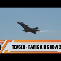 Paris Air Show 2019 Le Bourget Teaser what to expect defense aviation aerospace France Web TV News
