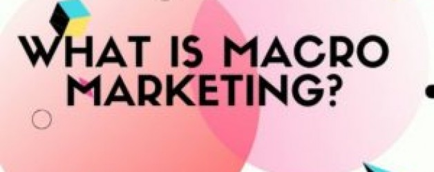 What is Macromarketing? Definition, Meaning and Examples
