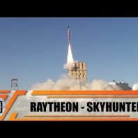SkyHunter Raytheon review US certified version of Israeli Iron Dome air defense missile system