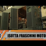 Review 16V170C2ME Diesel Generator Isotta Fraschini Motori 1000 hours Endurance Test Fincantieri