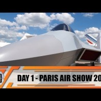 Paris Air Show 2019 International Defense Aviation Aerospace Exhibition Online Show Daily News Day 1
