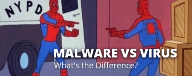 Malware vs Virus: What's the Difference?