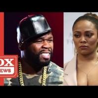 """50 Cent Calls Teairra Mari A """"Dirt Bag"""" Following DWI Arrest"""