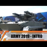 Army-2019 News International Military Technical Forum Exhibition Patriotic Park Moscow Russia Day 1