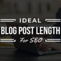 How long should your blog post be to rank better?